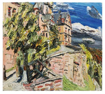 Christopher Lehmpfuhl, 'Baumschatten in Marburg', 2017