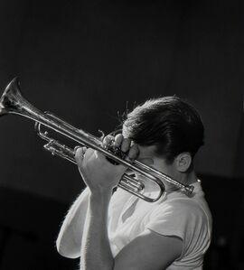 Herman Leonard, 'Chet Baker, NYC', 1956