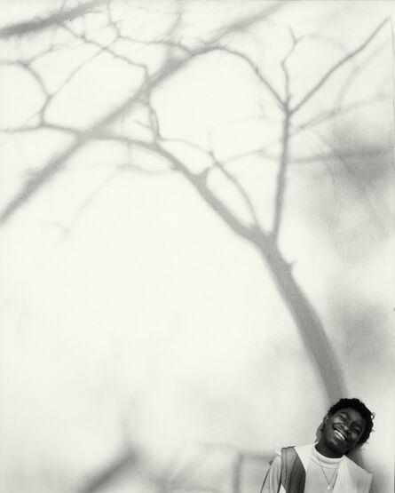 """Sally Mann, 'Untitled from the """"At Twelve"""" Series, Tara and Tree Shadow', 1983-1985"""