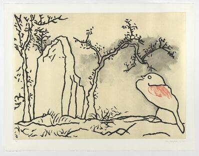 Ida Applebroog, 'Last Bird', 2017