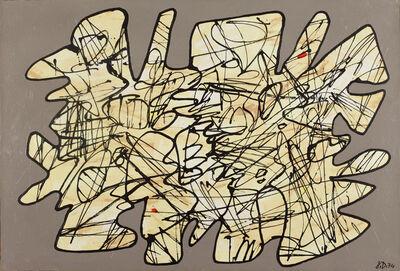 Jean Dubuffet, 'Parachiffre XXVII', 1974