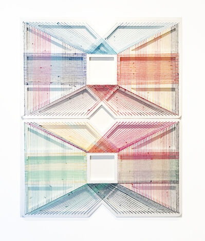 Adrian Esparza, 'Frequency and Phase', 2019