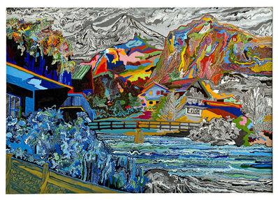 Cham Hendon, 'Mountain Chalet'