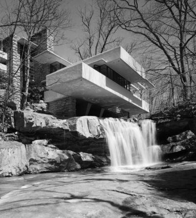 Ezra Stoller, 'Fallingwater, Frank Lloyd Wright, Bear Run, PA', 1971