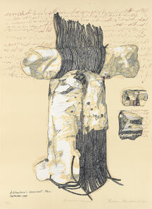 Barbara Chase-Riboud, 'Akhmatova's Monument', 1995