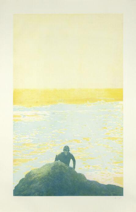 Peter Doig, 'Surfer', 2003