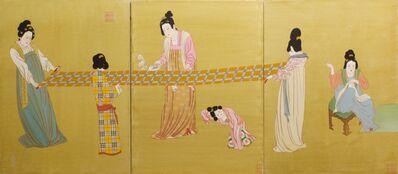 Hu Ming, 'Maid in China (Tripych)', 2013