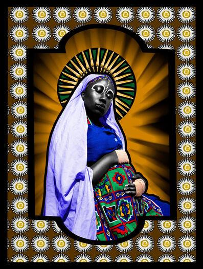 Lebo Thoka, 'Mother inviolate', 2019