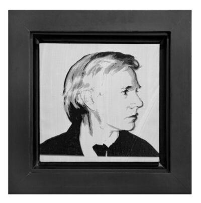 Andy Warhol, 'Self portrait', 1979