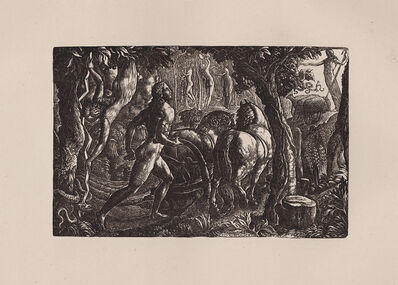 Edward Calvert, 'The Ploughman', 1827 (published 1893)