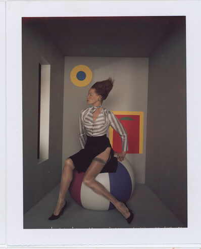Gian Paolo Barbieri, 'Veruschka for Vivienne Westwood, Milano', 1997