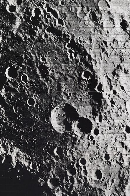 NASA, 'Orbiter 4 · Lunar Surface (detail)'