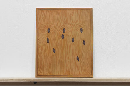 """Martí Cormand, 'Formalizing their concept: Sherrie Levine's """"Lead Knot: 1""""', 2018"""