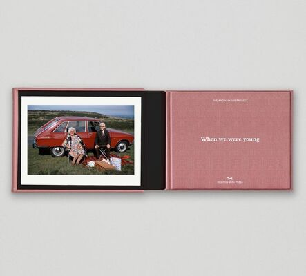 The Anonymous Project, 'Limited edition print (C) + book: 'When We Were Young'', 2020