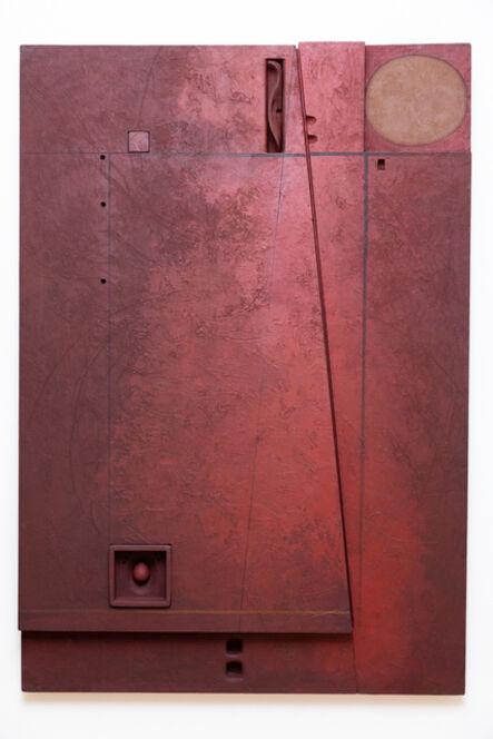 Marcelo Bonevardi, 'Rampart', 1969