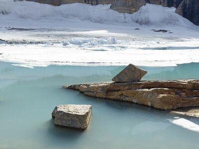 Ian van Coller, 'Grinnell Glacier', 2012