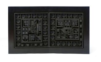 Louise Nevelson, 'City - Space - Scape V', 1968