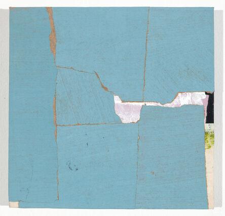 Aimée Farnet Siegel, 'Blue fissure', 2019