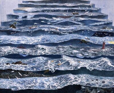 Ikeda Manabu, 'Staircase of Waves', 2010