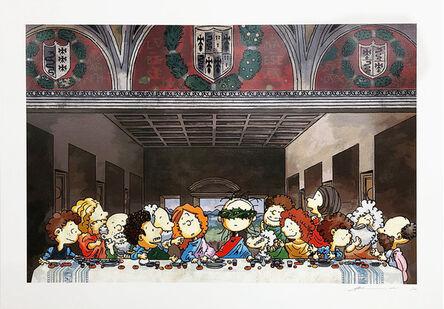 Yuta Hosokawa, 'Last Supper', 2021