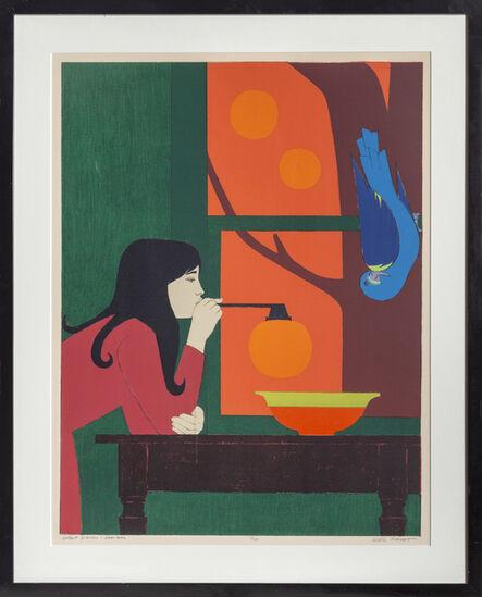Will Barnet, 'Silent Seasons - Summer', 1969