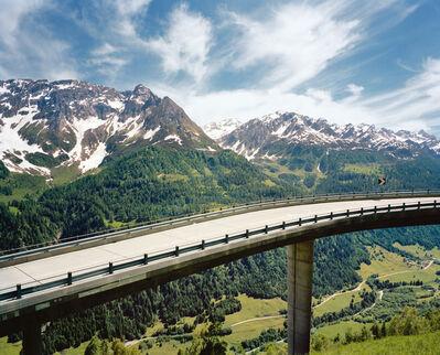 Jörn Vanhöfen, 'Gotthard 2754', 2010
