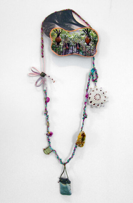 Daria Dorosh, 'Night jewelry: dream of cathedrals and pineapples ', 2014-2015