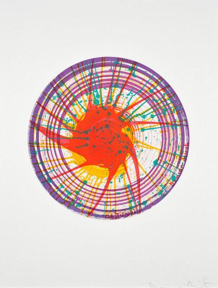 Damien Hirst, 'Damien Hirst, Round', 2002