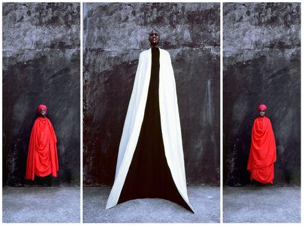 Maïmouna Guerresi, 'Mohamed and Daughters', 2009