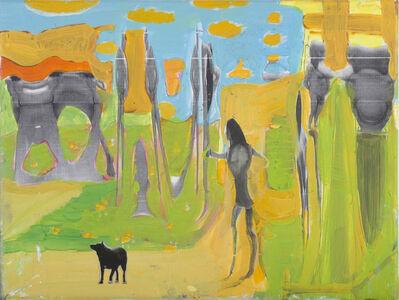Dan Coombs, 'Village ', 2017