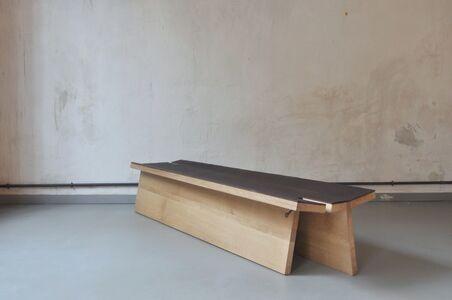 """Eric Benqué, 'Bench, Collection """"Traits d'Union""""', 2012"""