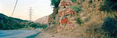 Karen Halverson, 'Near Cahuenga Pass, Los Angeles, California', 1992