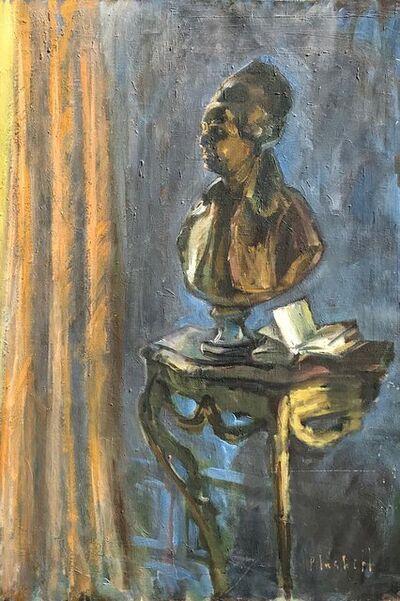 Joseph Plaskett, 'Untitled (Bust of the Marquis de Condorcet)', 1965
