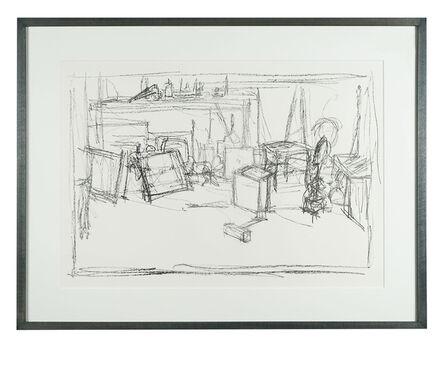 Alberto Giacometti, 'Untitled', Paper c. 1980