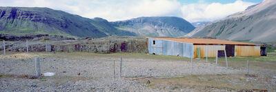 Karen Halverson, 'Eystrahorn, Iceland', 2012