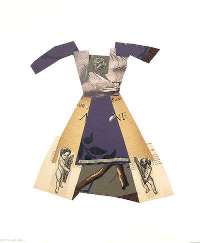 JoAnne McFarland, 'The Three Stallions Dress', 2021