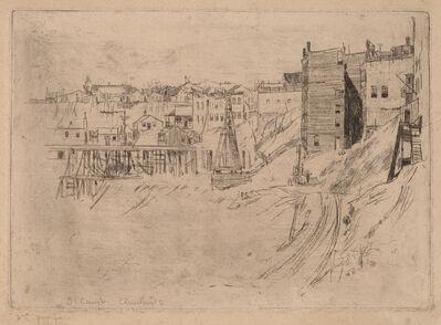 Joseph De Camp, 'Cleveland, Ohio', ca. 1883