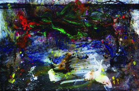 Raphael Mazzucco, 'Hidden Lake'