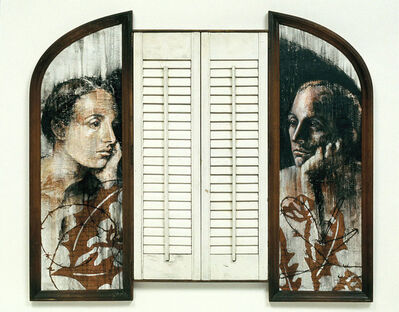 Katie Dell Kaufman, 'Lost for Words', 2000