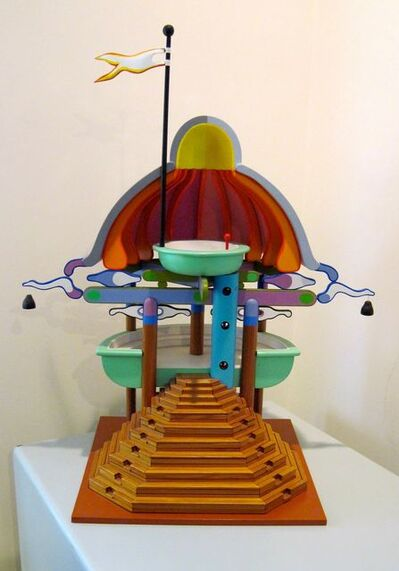 Dickson Carroll, 'Half-Dome Gazebo', 1995