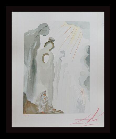 Salvador Dalí, 'Divine Comedy Purgatory Canto 13', 1960