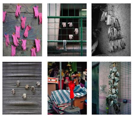 Michael Wolf (1954-2019), '#11, Hong Kong glove 1, MFT group', 2014
