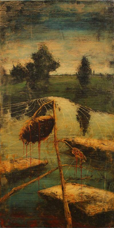 Jernej Forbici, 'Barred Landscapes', 2017