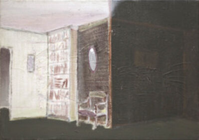Merlin James, 'Room', 1990
