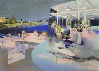 Julie Beugin, 'Blaue Stunde', 2011