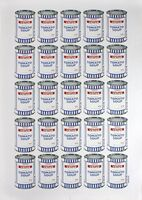 Banksy, 'Soup Cans', 2007