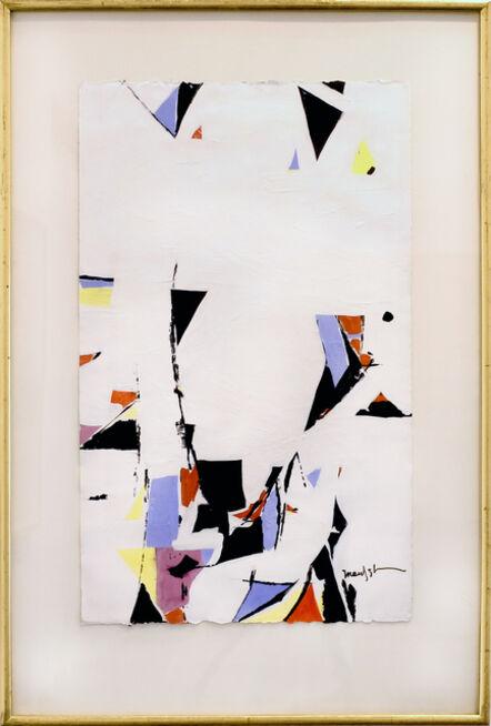 Beatrice Mandelman, 'White No. 1 ', ca. 1983