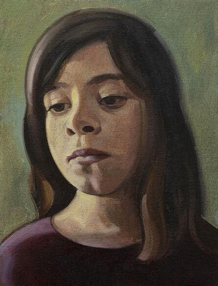 Jeremy Long, 'Portrait of Lila #2', 2020