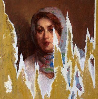 Darvish Fakhr, 'Ripped Khanoon', 2014