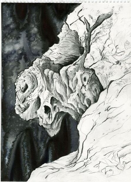 Jim Holyoak, 'Fry Creek Troll', Unknown